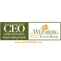 CEO's Weinberg Northeast Regional Food Bank