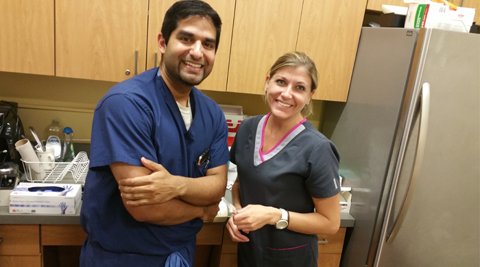 Wright Center Vaccine Clinic