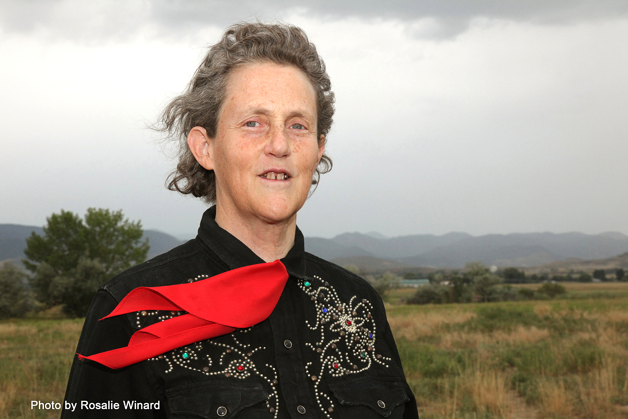 Temple Grandin Town Hall