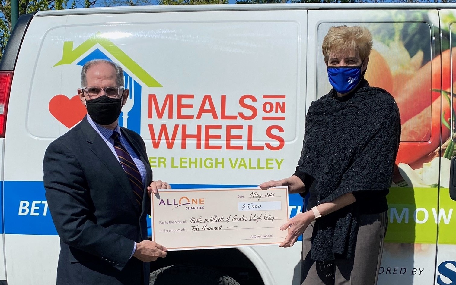 Meals on Wheels Greater Lehigh Valley